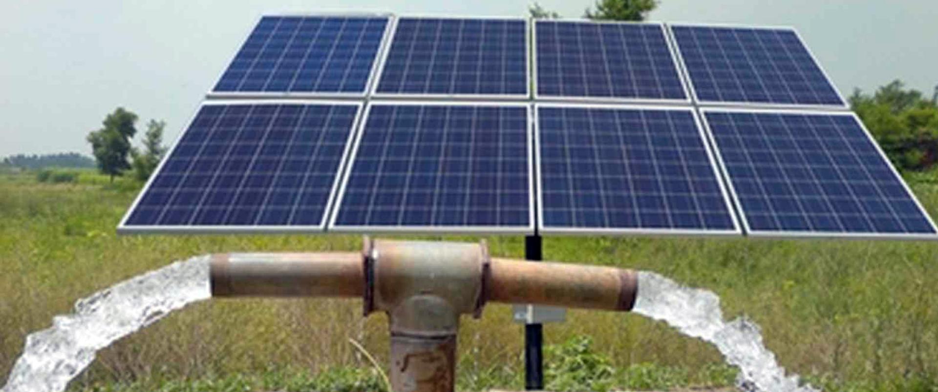 मुख्यमंत्री सौर कृषीपंप योजना