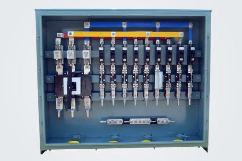 200 KVA Dist. Box MCCB (Infra Type)