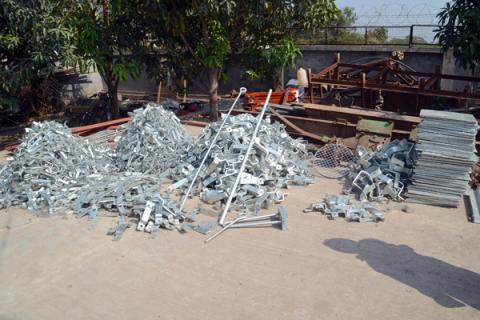 HDGI Fabrication Material